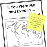 If You Were Me and Lived in ... Note-Taking Guide