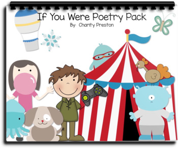 If You Were Poetry Pack