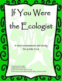 If You Were The Ecologist Simulation