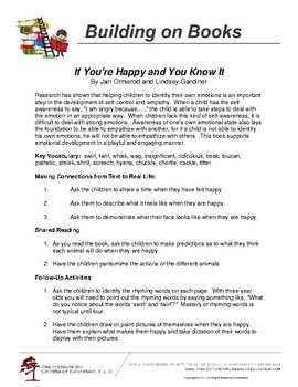 If You're Happy and You Know It by Jan Ormerod and Lindsey Gardiner