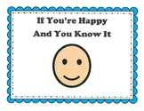 If You're Happy and You Know It Song Visual, Adapted Song