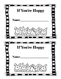 If You're Hoppy Mini Book