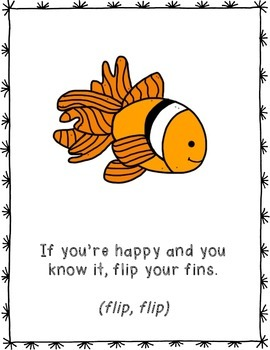 If You're Happy and You Know It Under the Sea