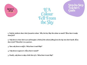 If a Colour Fell From the Sky