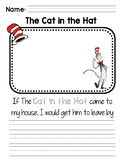 If the Cat in the Hat came to my house...