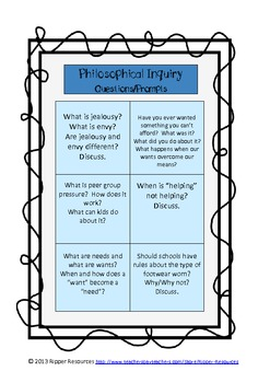 """""""If the Shoe Fits"""" Accountable Talk and Philosophical Inquiry"""