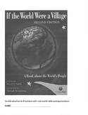 If the World Were a Village - Unit on Introducing Fractions