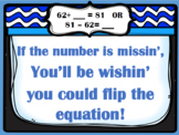 If the number is missin' Poster