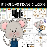 If you Give a Mouse a Cookie Literature Based Printable Pack