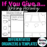 If you Give a... Writing Organizer - Comics - Graphic Novels