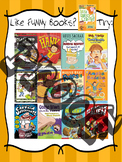 If you LOVE My Weird School books......TRY these - Reading Recommendation Poster