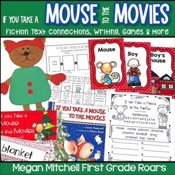 If you Take a Mouse to the Movies Literature Connections
