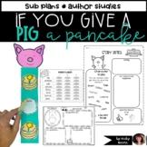If you give a pig a pancake unit    Book response   Distan