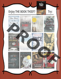 If you like The Book Thief, you should try....... Book Recommendation Posters