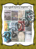 If you like mystery/suspense reads..try (these) middle sch
