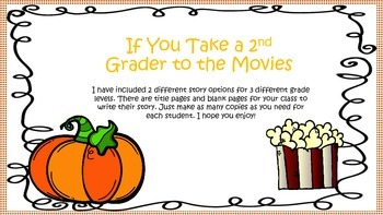If you take a 2nd grader to the...