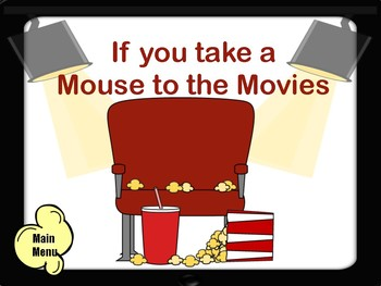 If you take a Mouse to the Movies: iPad Speech and Language Activities