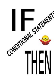 If/Then Conditional Statements