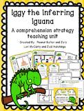 Iggy Iguana - Reading comprehension strategies teaching un