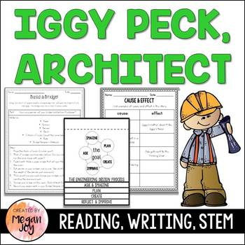 Iggy Peck, Architect - ELA & STEM