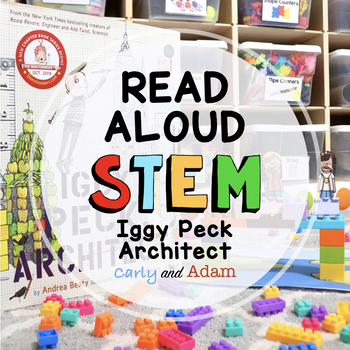Iggy Peck Architect Engineering READ ALOUD STEM™ Challenge
