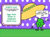 Earth Day PowerPoint with Iggy Wiggleman