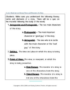 Iggy's House--Blume = Literature and Grammar Unit