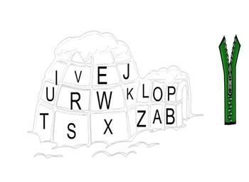 Igloo Beginning Letter Sounds