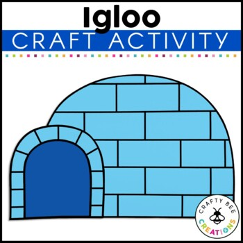 Igloo Cut and Paste