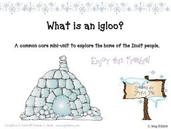 Igloo FREEBIE
