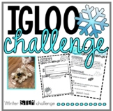 Igloo Holiday/ Winter STEM Challenge