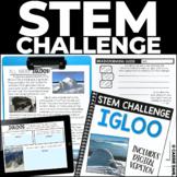 Igloo- STEM Challenge