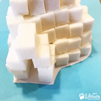 Igloo STEM Challenge Freebie