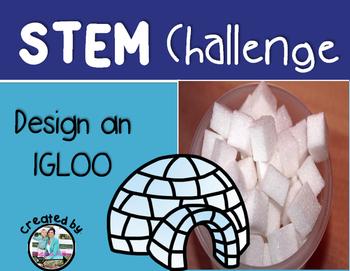 Igloo STEM Engineering Challenge
