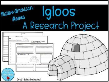 Igloos - Native American Home