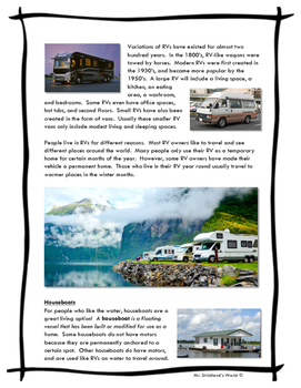 Homes Around The World // Igloos, RVs, and Houseboats