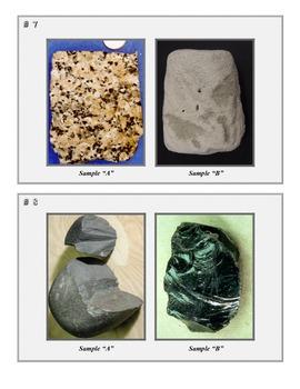 Igneous Rocks ID part 2 SURFFDOGGY