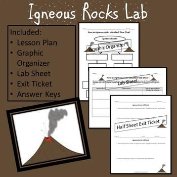 Igneous Rocks Lab