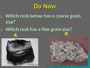 Igneous Rocks Powerpoint