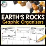 Rock Types Graphic Organizer