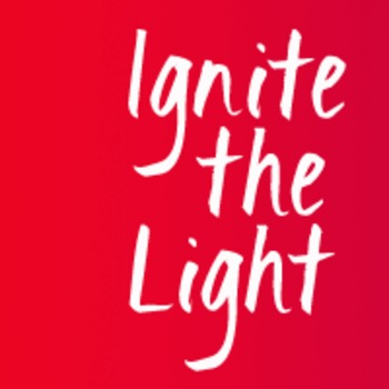 Ignite the Light Font: Personal Use