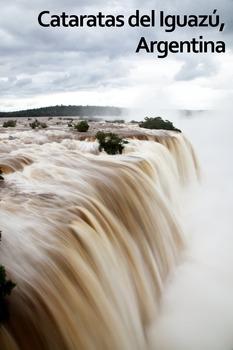 Iguazu Falls Poster: Digital Download