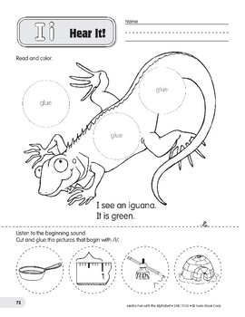 Ii: Iguana, Ink