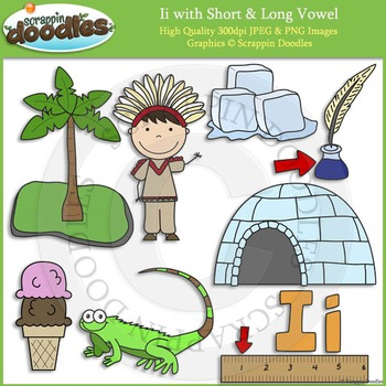 I Short and Long Vowel