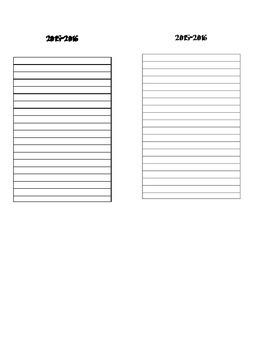 Ikea Frame-Class List