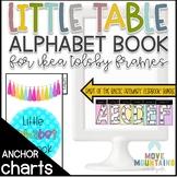 Alphabet Anchor Charts for Ikea Frame