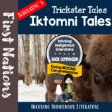 Iktomni Tales - A Reading Response Unit