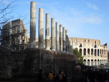 Il Colosseo The Colosseum
