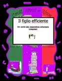 Italian Informal  Imperatives (Il Figlio Efficiente) Rap-like Chant with MP3