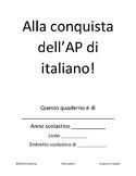 Il Mio Quaderno AP